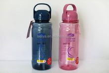 Popular promotional food grade plastic water bottle