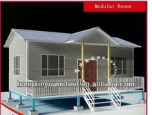 ISO Certification Low Cost Portable Prefabricated Houses for container, residential live, office of Asia, South Africa market