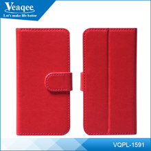 Veaqee universal leather creative mobile phone case for hisense