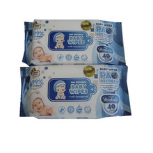 comfortable alcohol free fresh scented baby wet wipes