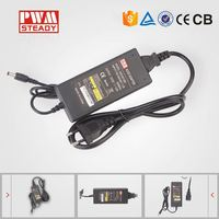 china 10 years manufacturer 24 volt 2.5 amp 60W ac dc adapter/AC DC power adapter