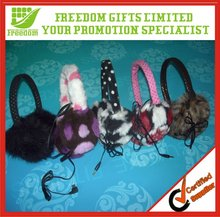 Promotional Printed Cute Ear Muff