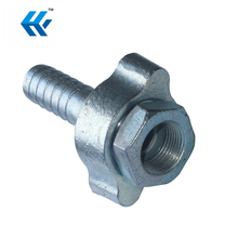 Hot Sale Quality High / Low Pressure Ground Joint Steam Fittings