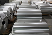blister packaging coated aluminium foil for capsule use