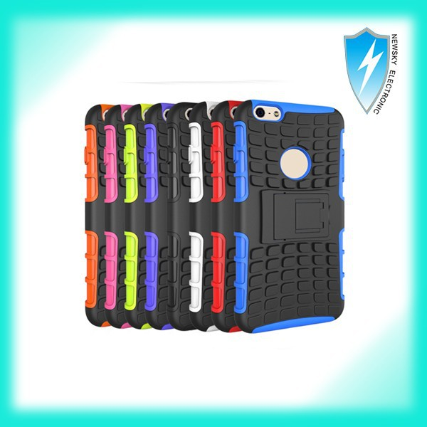 Hot Sell Unique Design Hybrid Bumper Case for iPhone 5