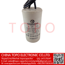 CBB60 Capacitor For Air Conditioner Compressor Start Capacitor 5uF 450V,in stock