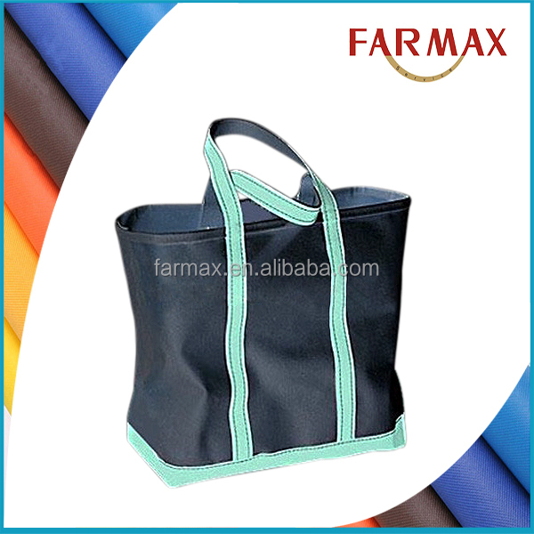 Widely Use Durable Soft Sided canvas cooler bag for food store