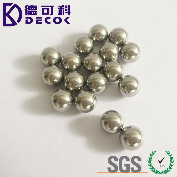 China factory 316L grade skin touch free sex toy stainless steel ball bearing ball
