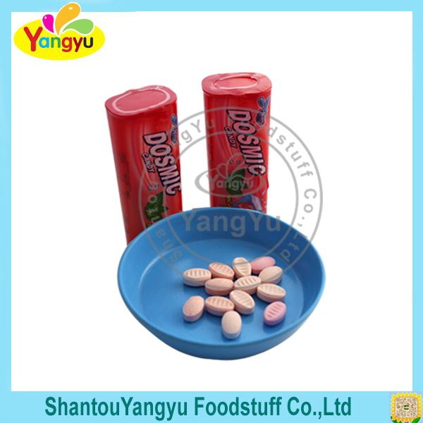 China export mint relax sweet normal mix colors dextrose candy