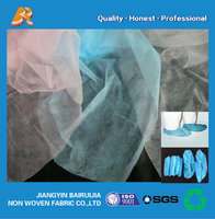 hot sale spunbond non woven fabric for shoes cover