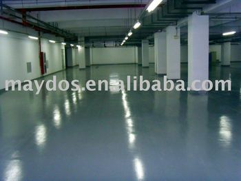 Maydos outdoor use industrial floor paint