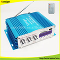 DC12-15V Voltage and 75 - 90dB SNR car amplifier