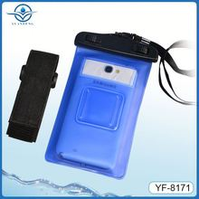 top sale waterproof bag for china galaxy note cellphone