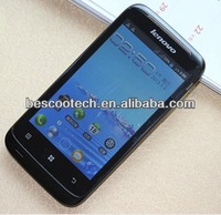"Lenovo 3G Smart phone !!! Original 4"" Lenovo A308T Phone Dual Core 1.2GHz 512Mb 2.0Mp Camera TD-SCDMA/GSM Dual Sim cell phone"