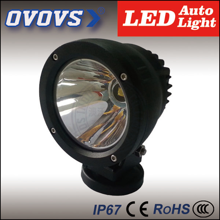 OVOVS automobile accessory 25w waterproof 12 volt led lights