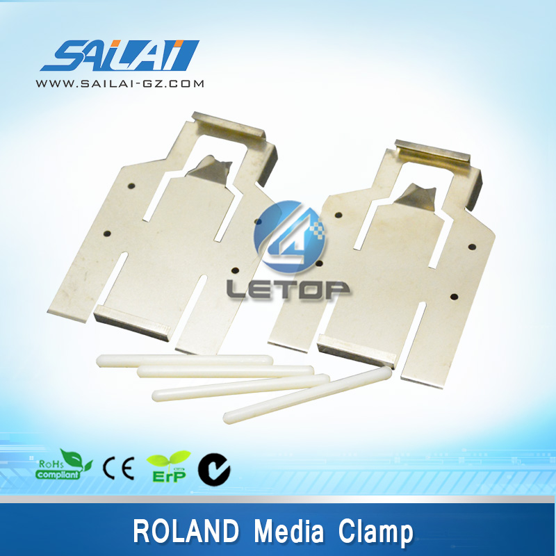 High Quality!! Mutoh roland media clamp