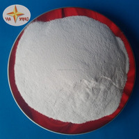supply clean white color PVC gusset plate recycles powder shapes