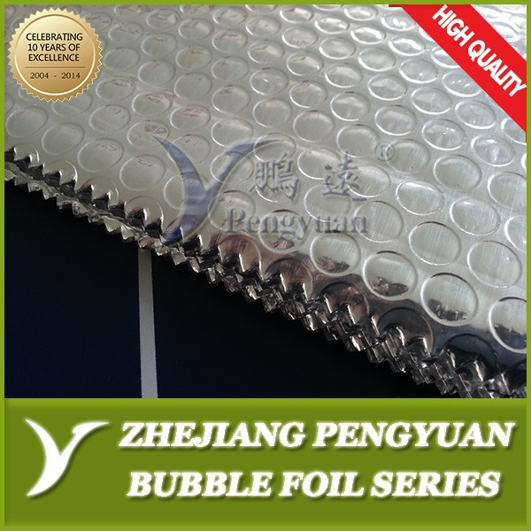 foil bubble insulation duct wrap
