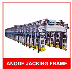 Movable Tilting Molten-metal Transferring Package Crucible Liquid Aluminum Melting Furnace