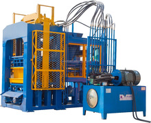 QT8-15 hydraulic pressure German technology brick manufacturing making machine for sale