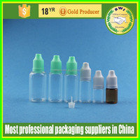 Stock available!! Empty 20ml pet droper bottle for e liquid juice