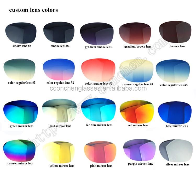 나무 프레임 블루 진짜 거울 코팅 렌즈 컬러 렌즈 나무 선글라스 ...