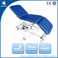 BT-EA014 China manufacturer hospital massage bed electric physiotherapy examination couch price