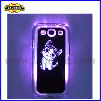 For Samsung Galaxy S3 Led Light Phone case,Galaxy S3 Led Light Case