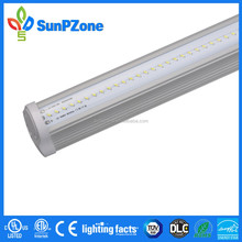 milky&clear1200mm 30w led lamps lighting fixtures T5 led tube
