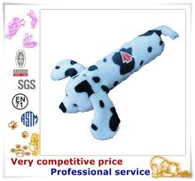 Factory Promotion Custom Made Plush Pet Products round plush dog toy