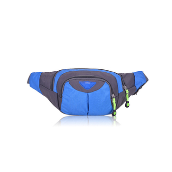 new design fashion nylon custom fanny pack outdoor mountaineering bag factory wholesale outdoor sports running waist bag