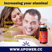 Upower - Top grade Natural herb Female sex capsules