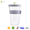 New style hot sell leak-proof plastic chinese tea cups with lids