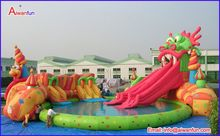 water park inflatable slide party giant