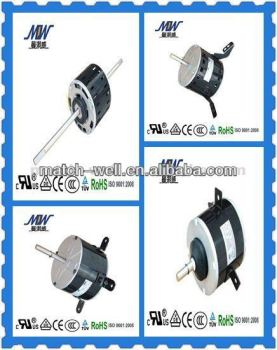 Match-Well YF139C series single phase radiator fan motor
