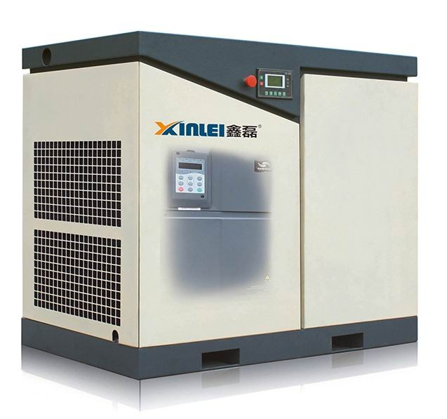 8bar 10bar 12bar 50HP 37KW XLPM50A-t815 frequency convertor screw air compressor