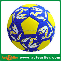 high quality official size 5 machine stitched soccer balls