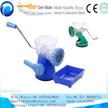 small home-using blender mixer and meat grinder manual meat grinder fish meat grinder