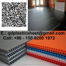 Corrugated Fluted Polypropylene Sheet for Surface Protection Sheet