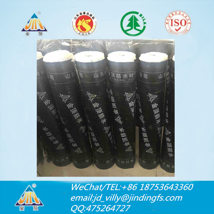 (Kintop)SBS modified bitumen waterproof materials to build houses