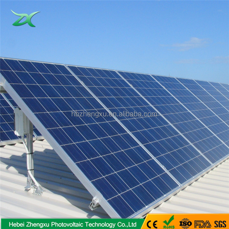 high efficiency mono solar panel 250w for home use