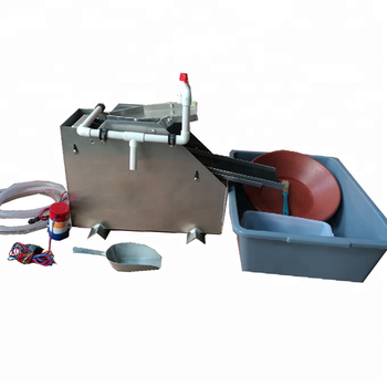 Hot sale Sluice Box for super-fine gold recovery