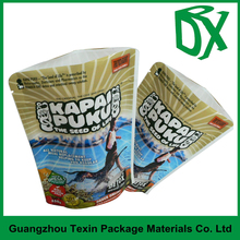 New products looking for distributor stand up foil pet food bag for dog treat food packaging