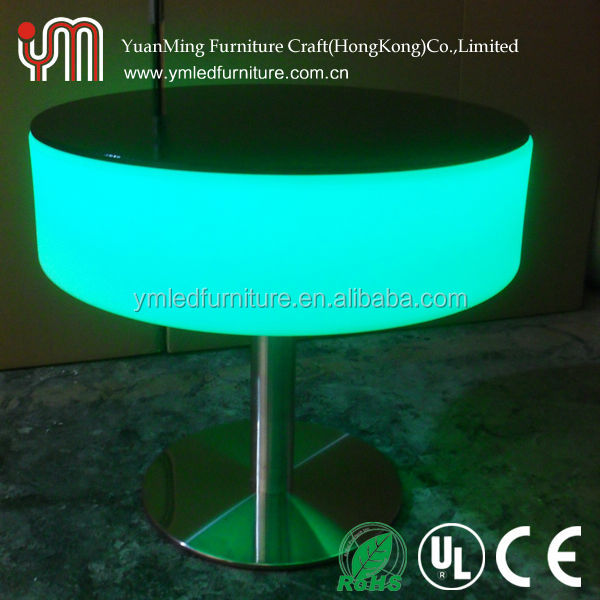 Led Coffee Table,Light Up Bar Table,Light Up Coffee Table