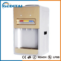 3 tap water dispenser , countertop hot cold water dispenser , plastic water dispenser