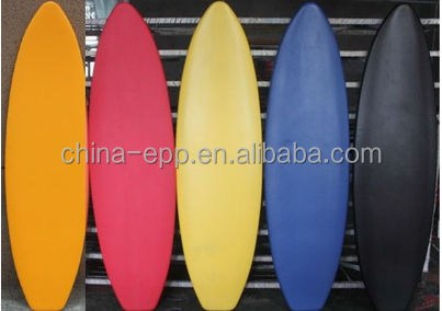 EPP foam customized colorful and durable adult surfboard