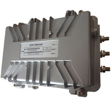 Ethernet over Coax converter master side unit with 2RF +2Ethernet EOC Master Outdoor