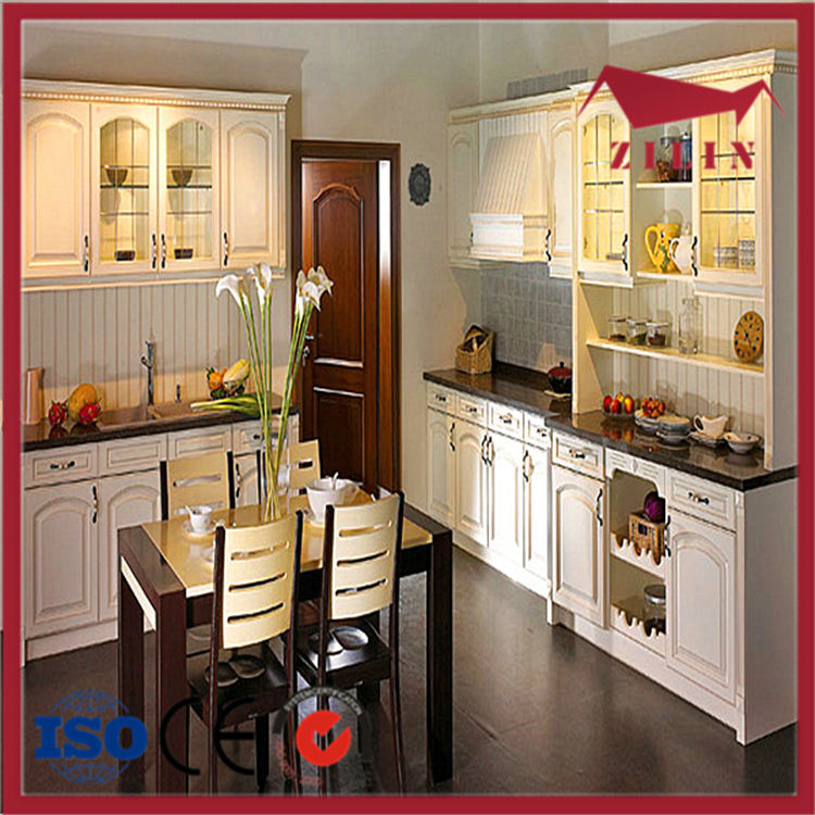 New design with competitive price high end knock down for Competitive kitchen designs