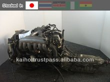 used japanese car engines TOYOTA 1JZ