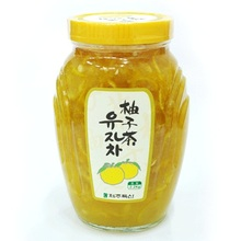 Korean Citron Tea(Sliced Citron preserved in sugar) 2.2kg